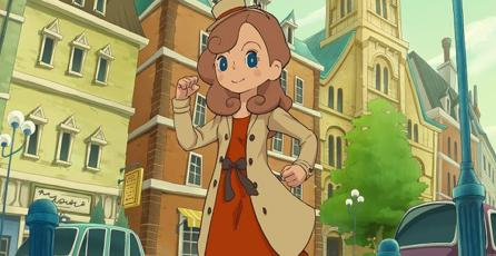 <em>Layton's Mystery Journey</em> ya tiene fecha de lanzamiento en Nintendo 3DS