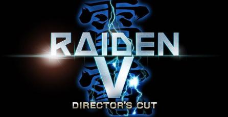 <em>Raiden V: Director's Cut</em> ya tiene fecha de lanzamiento en PS4 y PC