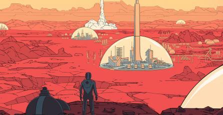 Colonizarás Marte en <em>Surviving Mars</em>