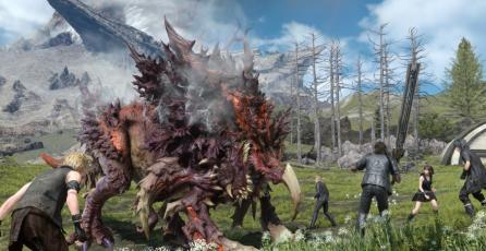 <em>Final Fantasy XV</em> finalmente saldrá para PC el 2018