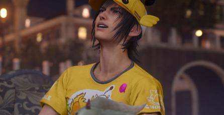 Equipo de <em>Final Fantasy XV</em> planea algo para Nintendo Switch