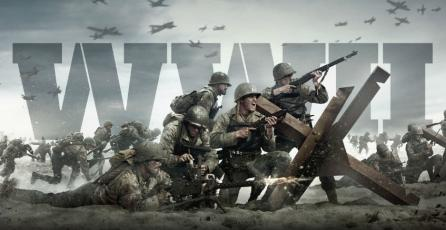 Este fin de semana comienza la Beta Privada de <em>Call of Duty: WWII</em>
