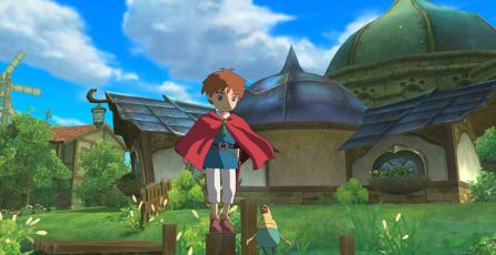 No descartan la llegada del primer <em>Ni no Kuni</em> a PC
