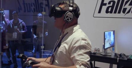 Juegos VR de Bethesda ya tienen fecha de lanzamiento