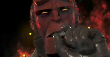 Hellboy, Raiden y Black Manta llegarán a <em>Injustice 2</em>
