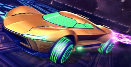<em>Rocket League</em> para Nintendo Switch traerá autos de Mario y Samus