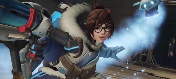 Mira el emotivo corto animado de Mei para <em>Overwatch</em>