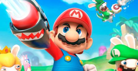 <em>Mario + Rabbids Kingdom Battle</em> tendrá Season Pass