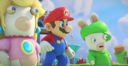<em>Mario + Rabbids: Kingdom Battle</em> tendrá Season Pass