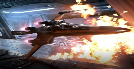 Jugamos batallas espaciales en <em>Star Wars: Battlefront 2</em> y fue increíble