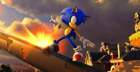 <em>Sonic Forces</em> llegará en noviembre a Japón