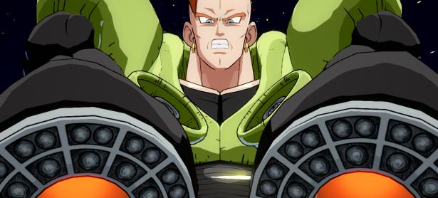 Android 16 muestra su poder en el nuevo gameplay de <em>Dragon Ball FighterZ</em>