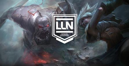 La final de la Liga Latinoamérica Norte de <em>League of Legends</em>