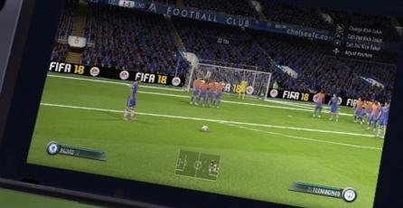 EA quiere que <em>FIFA 18</em> sea uno de los imprescindibles de Switch
