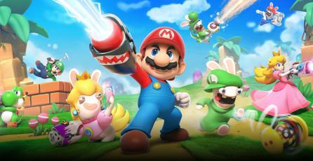 <em>Mario + Rabbids Kingdom Battle</em>