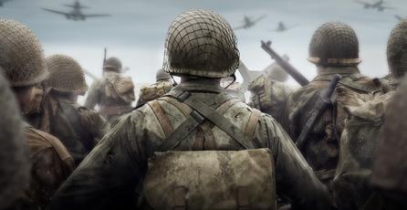 <em>Call of Duty: WWII</em> ajusta automáticamente su resolución en PS4