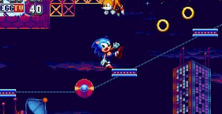 <em>Sonic Mania</em> debuta en Steam con problemas relacionados con DRM