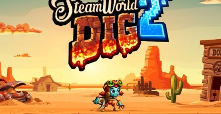 <em>SteamWorld Dig 2</em> ya tiene fecha de lanzamiento en Switch