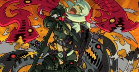 Inti Creates presentó su nueva IP, <em>Dragon: Marked for Death</em>, para Switch