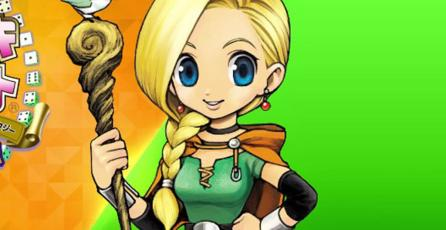 Ve a Bianca y Nera en <em>Fortune Street: Dragon Quest & Final Fantasy </em>