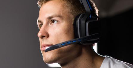 Astro presentó el A20, su nuevo headset inalámbrico para gaming