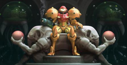 Ya está disponible la precarga de <em>Metroid: Samus Returns</em>