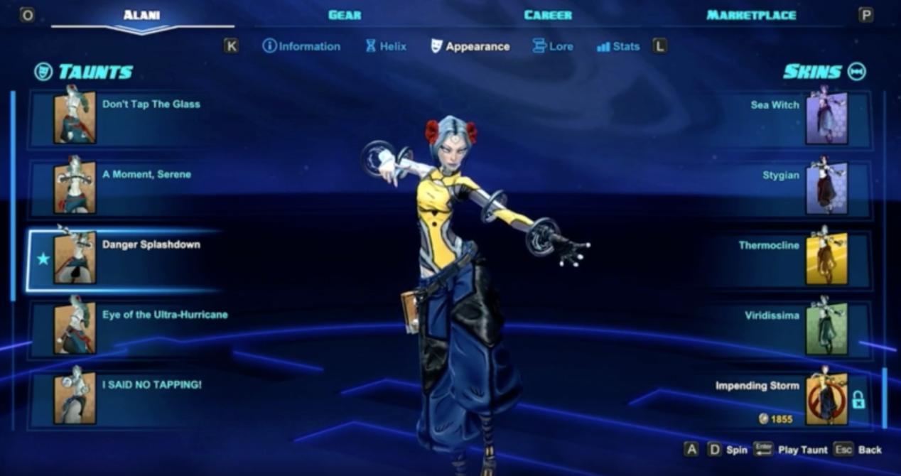 Estos son los nuevos skins para <em>Battleborn</em>