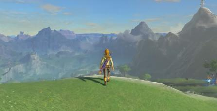 <em>The Legend of Zelda: Breath of the Wild</em> ya corre a 60 FPS y 4K en exteriores