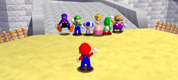 Popular modder trabaja en <em>Super Mario 64 Online</em> para PC