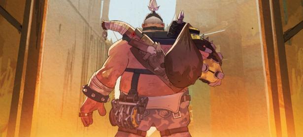 Roadhog protagonizará el siguiente cómic de <em>Overwatch</em>