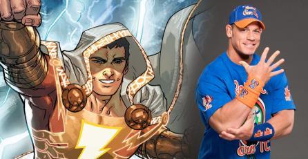 John Cena podría interpretar a <em>Shazam</em> en el cine
