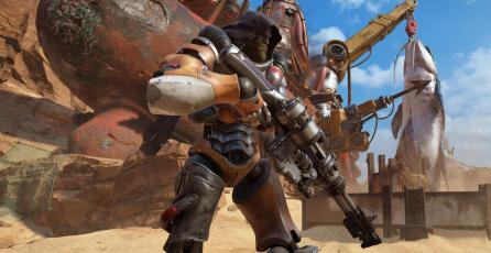 Anuncian Beta abierta de <em>Raiders of the Broken Planet </em>