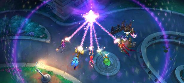 Modo de juego Invasión está disponible en League of Legends