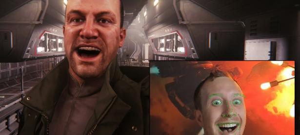 <em>Star Citizen</em> reconocerá tus expresiones faciales en tiempo real