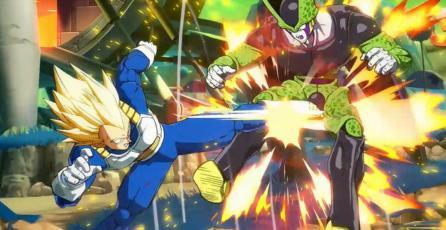 Revisa más de tres horas de juego competitivo de <em>Dragon Ball FighterZ</em>