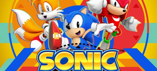 Así corre el intro de <em>Sonic Mania</em> en SEGA Genesis