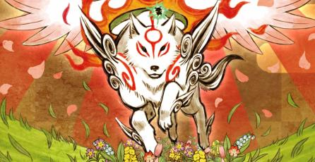<em>Okami HD</em> confirmado para diciembre en PS4, Xbox One y PC