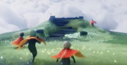 El nuevo juego de los creadores de <em>Journey</em> llegará a Apple TV, iPhone y iPad