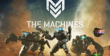 Presentan <em>The Machines</em>, título competitivo en realidad aumentada