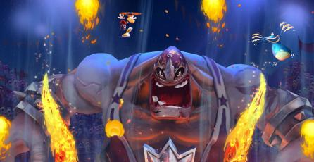 Analizan desempeño de <em>Rayman Legends</em> en Switch