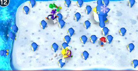 Podrás jugar 100 de los mejores minijuegos de <em>Mario Party</em> en Nintendo 3DS