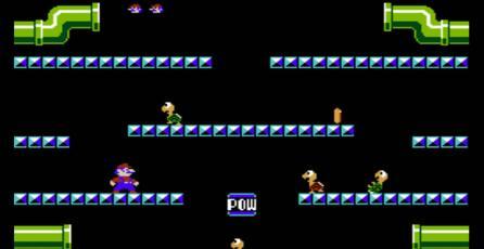 Nintendo reveló <em>Arcade Archives: Mario Bros.</em> para Switch