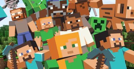 <em>Minecraft</em> para New Nintendo 3DS es una versión personalizada