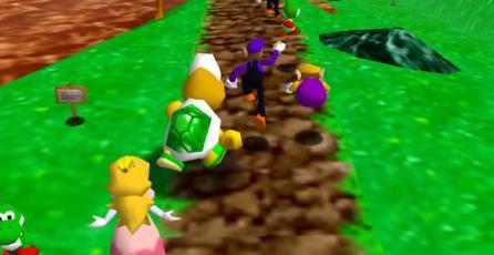 Modder tras <em>Super Mario 64 Online</em> no teme a repercusiones de copyright