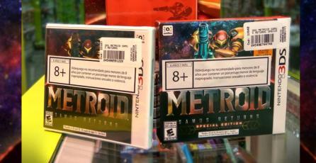 Ley de etiquetado chilena cobra su primera víctima con <em>Metroid: Samus Returns</em>