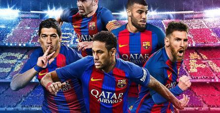 <em>Pro Evolution Soccer 2018</em>