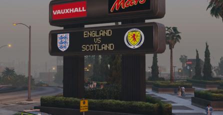 Este mod para <em>GTA V</em> quiere transformar Los Santos en Londres