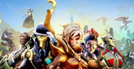<em>Battleborn</em> termina oficialmente su desarrollo