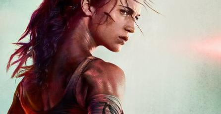 Mañana llegará el trailer de <em>Tomb Raider</em>; checa su primer teaser