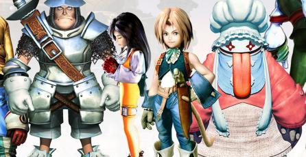 Ya puedes jugar <em>Final Fantasy IX</em> en PS4